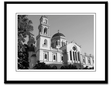 crete heraklion agios minas framed print photography