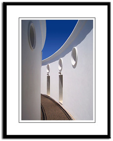 rhodes greece framed print