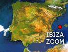 ibiza satellite map